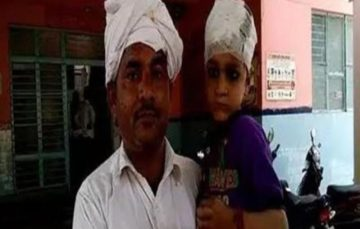 Medical negligence as doctors leave needle inside child's head