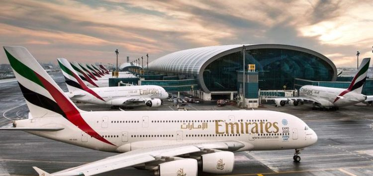 Probe launched into Emirates airline after hostess falls to her ...