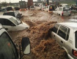 Flash floods: Here's how  to deal with them