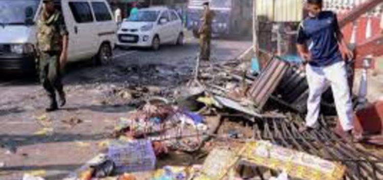 Sri Lanka: Nation-wide state of emergency following anti-Muslim violence
