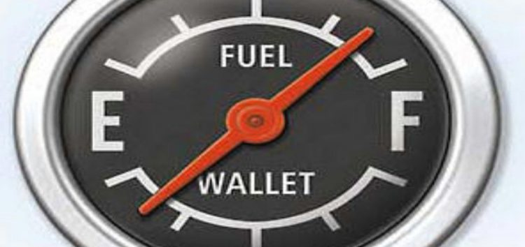 Hefty fuel price hike predicted for May