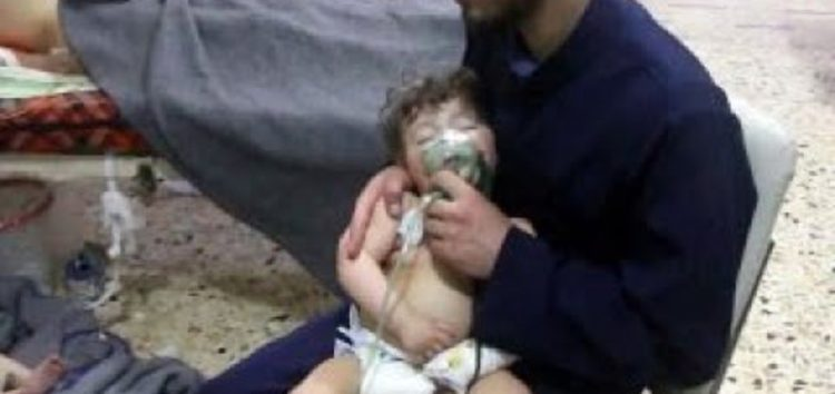 Report: US has blood samples verifying chemical attack