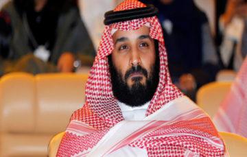 Saudi Crown Prince: Israel has 'right' to homeland