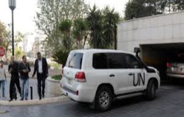 Chemical inspectors reach second site of Douma 'gas attack'