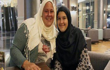 Non-Muslim women take on Ramadan hijab challenge in solidarity with Muslim women who face discrimination