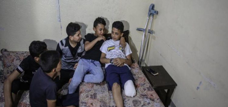 MSF: Many children in Gaza shot with live ammunition will 'require amputation'