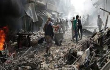 UN body includes Syrian regime violations in Ghouta among 'war crimes'