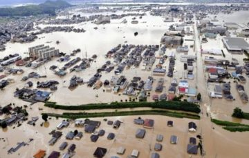 Japan flood death toll rises to 109
