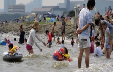 Japan heatwave declared natural disaster as death toll rises to 65
