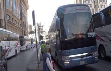 Saudi Arabia readies 18,400 sophisticated transport buses for Hajj