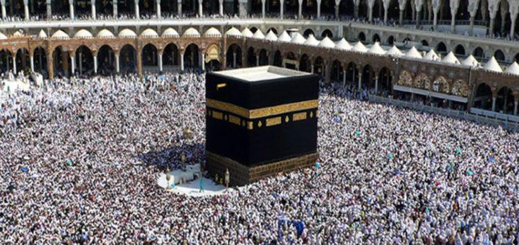 Over 1.3m Hujjaaj arrive in Saudi Arabia for #Hajj2018