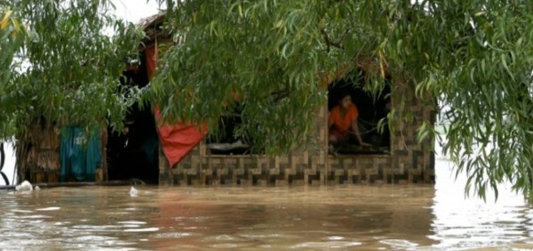Monsoon rains in Myanmar claims 12 lives, displaces thousands