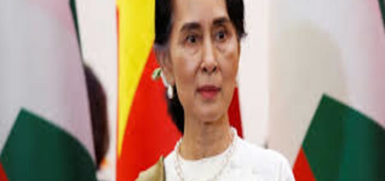 Myanmar's Suu Kyi says in hindsight could have handled Rakhine issue better