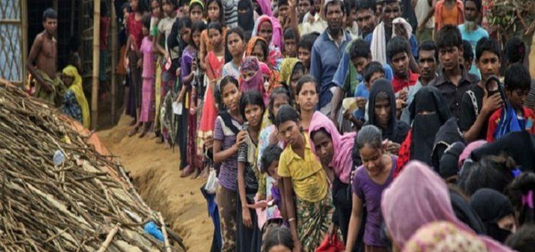 Bangladesh PM: Myanmar delaying Rohingya repatriation
