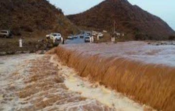 Severe weather in Saudi Arabia kills 14
