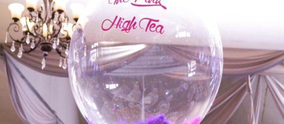 Report Back – Pink High Tea