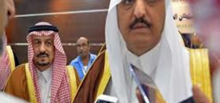 Saudi King's brother returns to Riyadh after absence