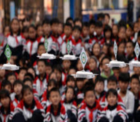 China recruits teenagers to build AI weapons