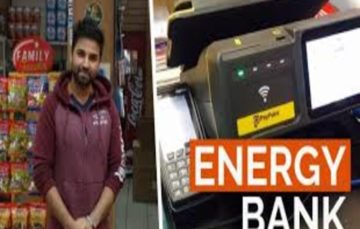 Meet Rehman Afzal-The shopkeeper who provides free electricity top-ups to the underpriviliged