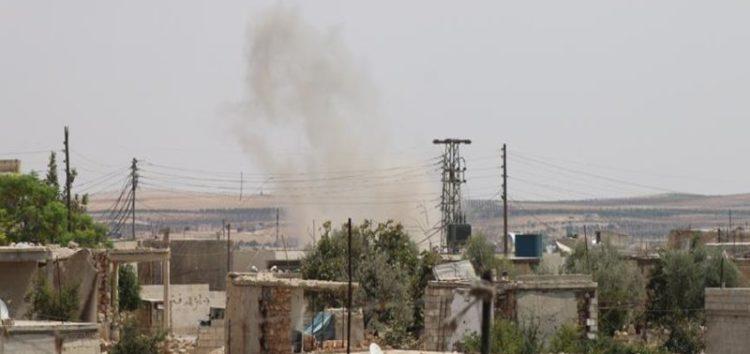 Syria regime, allies target Idlib, killing 10 civilians