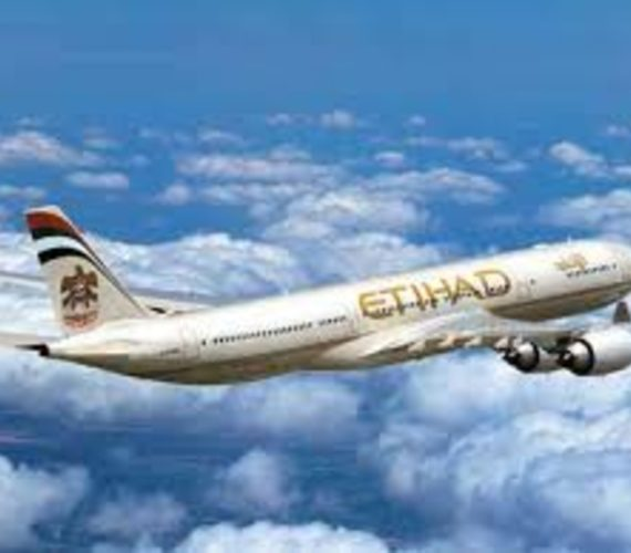 Etihad flies world's first commercial flight using UAE-made fuel from plants