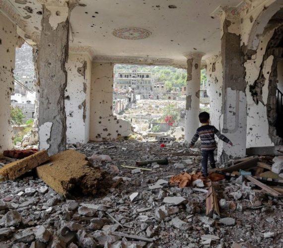 At least 20 civilians killed, including children, in north Yemen