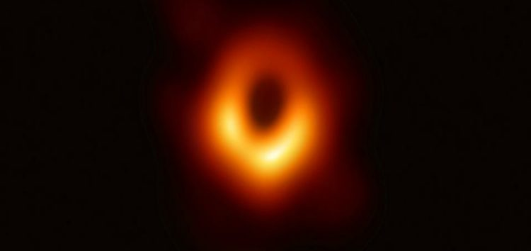 Scientists reveal first ever photo of the black hole
