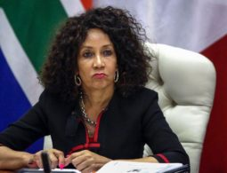 South Africa ANC backs minister on Israel embassy stance