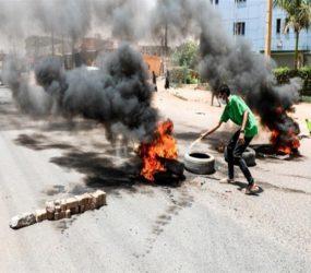 Sudan's military council closes hospitals amid protests