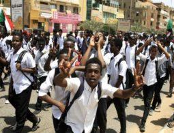 Sudan shuts all schools after pupils' killing