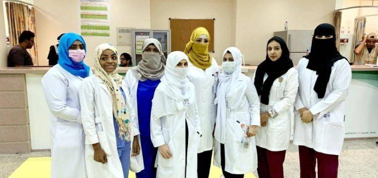 Serving hujjaj is an honour, say Saudi female nurses