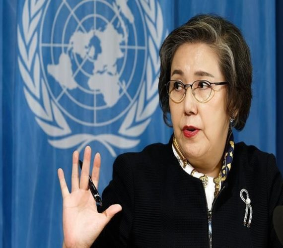 UN expert calls for Myanmar to be brought before ICC