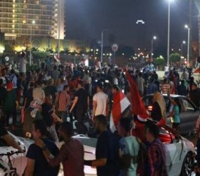 Egypt will not allow protesters to spread 'chaos' – prime minister