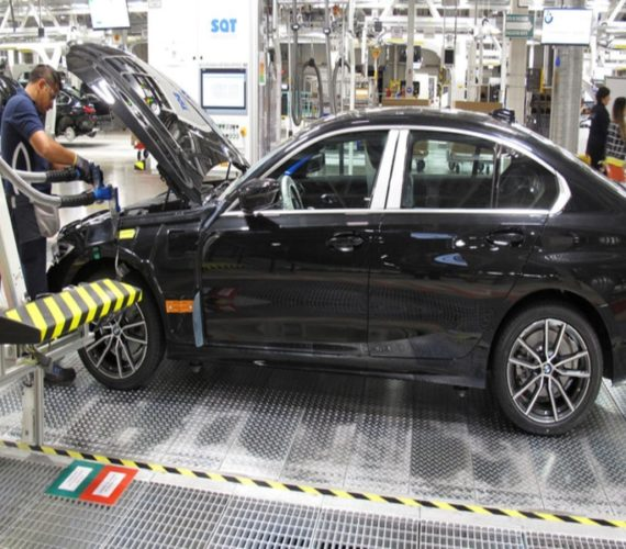 BMW recalls over 12,000 cars in Australia over explosive airbags