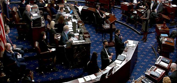 Trump's 2nd impeachment trial begins