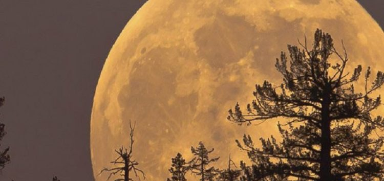 Supermoons and planetary conjunctions in SA skies in 2021