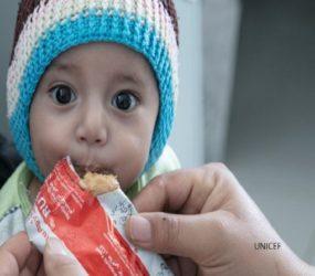 400,000 Yemeni children in danger of death