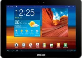 Samsung tablets – made in Egypt