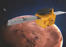 UAE probe in final approach to Mars