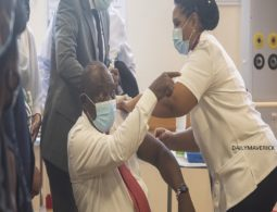 Vaccines arrive in SA & Gaza