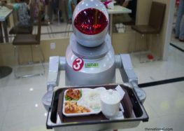 RoboCafes: the future of dining
