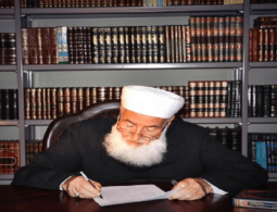 Ummah mourns the loss of Sheikh Muhammad Ali Al-Sabuni-Shoayb Ahmad